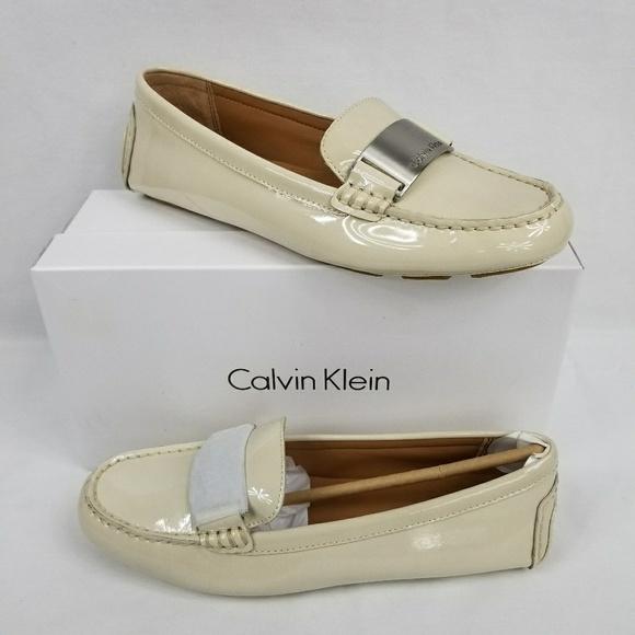 6ab4ff6529d NIB Calvin Klein Lisette Slip on Loafers